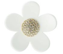 Brosche Daisy Large mit Kristallen
