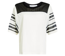 T-Shirt mit Mesh