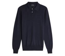 Pullover aus Schurwolle und Seide