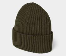 Mütze aus Wolle