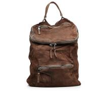 Rucksack aus Lammleder