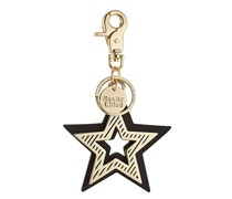 See by Chloé Logo-Charm mit Stern-Anhänger - Multicolor