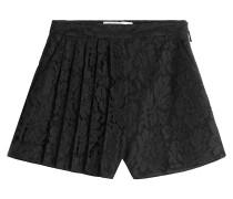 Shorts aus Lochspitze