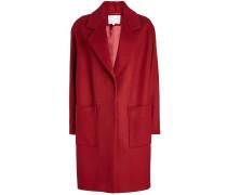 Oversized Mantel aus Wolle