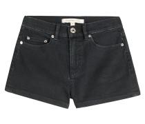 Denim-Shorts aus Baumwoll-Stretch