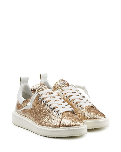 golden goose damen golden goose sneakers starter aus leder. Black Bedroom Furniture Sets. Home Design Ideas