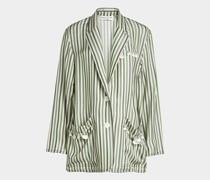 Pyjama-Bluse