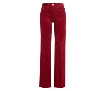 Wide Leg Pants aus Cord