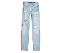 X Levi's Distressed Jeans Skinny and Rips