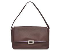 Handtasche Refold Medium aus Leder