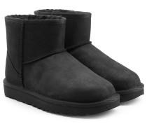Boots Classic Mini aus Leder