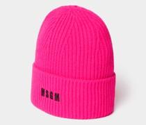 Mütze mit Brand-Stickerei