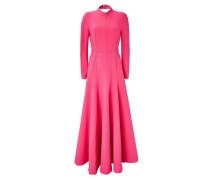 Bodenlanges Evening-Dress aus Seide