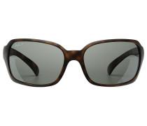 Sonnenbrille RB4068 in Schildpatt-Optik