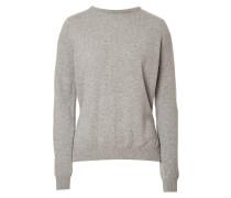 Cut-Out-Pullover aus Wolle und Kaschmir