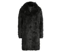 Mantel aus Alpakafell