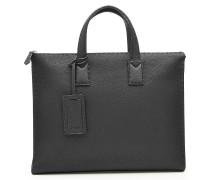 Laptop-Tasche aus Leder