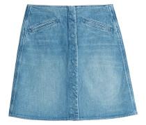 A-Line-Skirt aus Denim