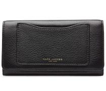 Portemonnaie Recruit Continental Flap aus Leder