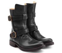 Leder-Boots Paternity