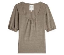 X Kirsty Hume T-Shirt aus Leinen