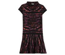 Gemustertes A-Linien-Kleid
