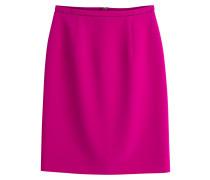 Pencil-Skirt aus Seide und Baumwolle