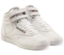 High Top Sneakers Freestyle Hi aus Leder