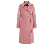Mantel aus Wolle und Kaschmir mit Gürtel