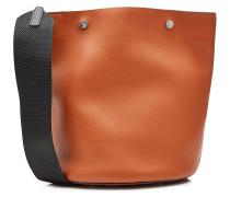 Bucket Bag aus Leder