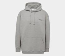 Hoodie mit Brand-Motiv