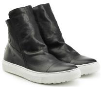 Leder-Sneakers Bolt