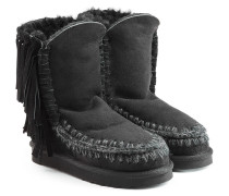 Boots Eskimo Fringe aus Schafleder