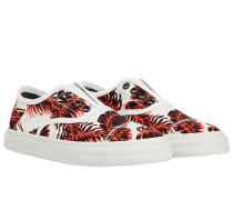 Slipon-Sneakers mit Print