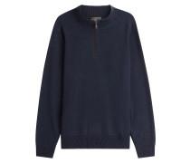 Pullover aus Kaschmir mit Zipper