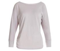 Cut-Out-Shirt aus Baumwolle