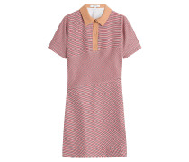 Kariertes Polo-Dress