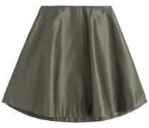 Flared-Skirt aus Taft