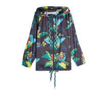 Outdoor-Jacke mit Print