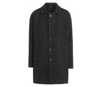 Mantel mit Wolle und Alpaka