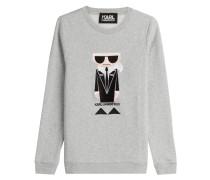Sweatshirt Kocktail Karl aus Baumwolle