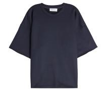 Kurzärmeliges Sweatshirt aus Baumwolle