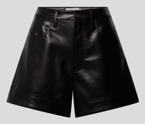 Shorts mit Brand-Details