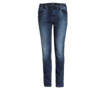 Slim Jeans aus Denim-Stretch