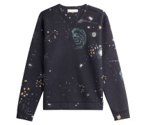 Bedrucktes Sweatshirt Cosmo