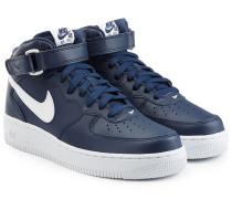 Sneakers Air Force 1 Mid 07 aus Leder