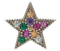 Ohrstecker Rainbow Star mit Halbedelsteinen