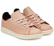 Sneakers Stan Smith Nude aus Leder