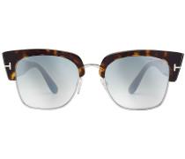 Sonnenbrille Dakota in Schildpattoptik