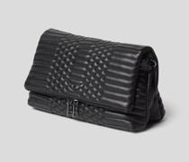 Crossbody Bag mit Brand-Detail